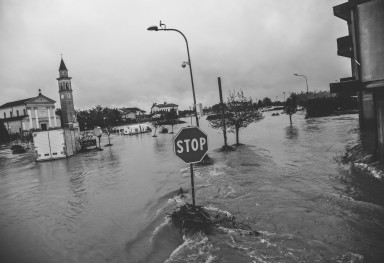 Vicenza Flooded