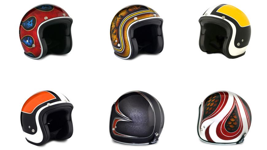 Still Life 70S Helmets