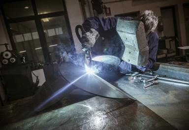 Reportage fotografico industriale: SOVEM