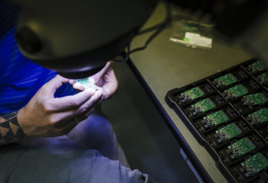 Reportage Industriale: Calearo Antenne Spa