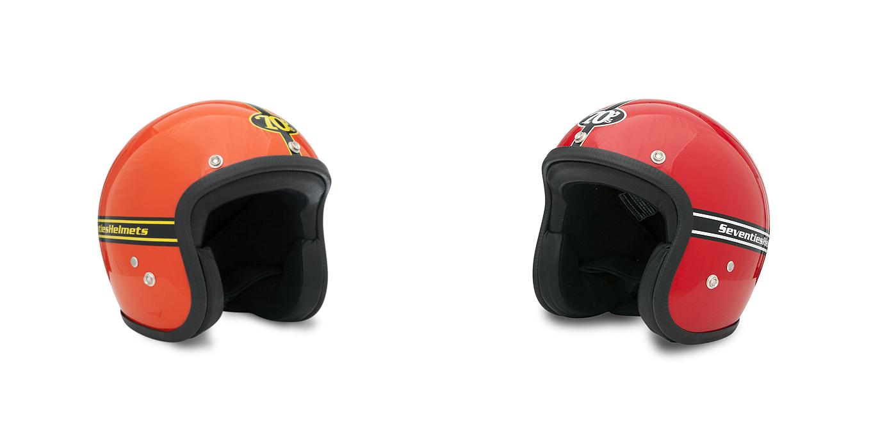 Still Life 70s Helmets ©Carlo Perazzolo/carloperazzolo.com