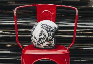 70'S Helmets, immagini campagna pubblicitaria.