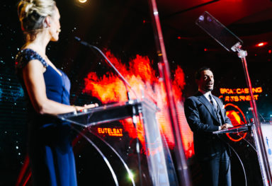 Fotografia per eventi: Eutelsat