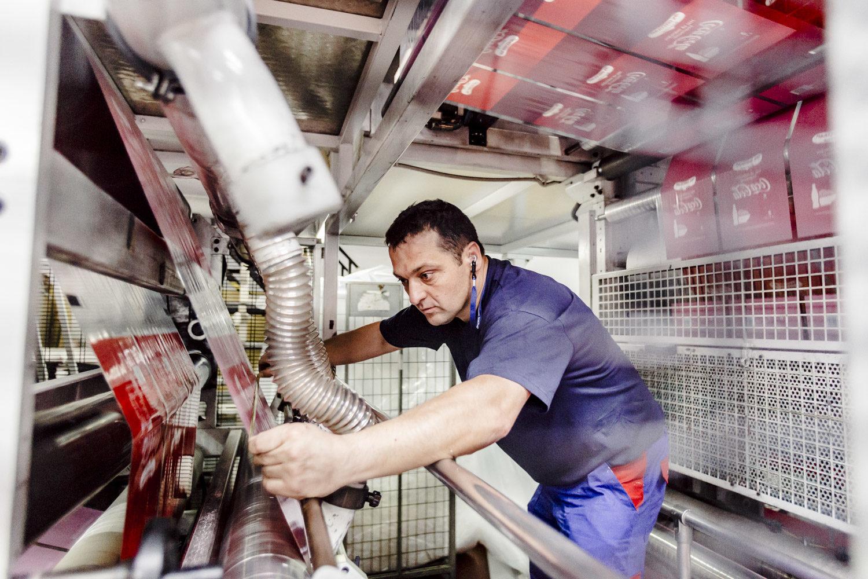Reportage Industriale Crocco Spa carlo perazzolo fotografia