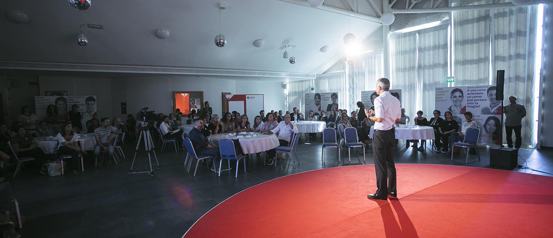 Fotografia eventi aziendali Vodafone Road Show 2016 carlo perazzolo fotografia