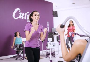Curves: foto per la campagna pubblicitaria Sud Europa