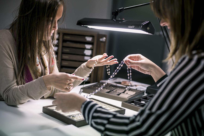 fotografo azienda orafa reportage industriale