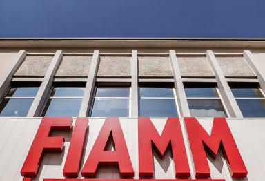 Reportage fotografico industriale per FIAMM