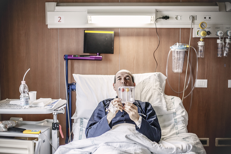 Reportage fotografico ambiente medico