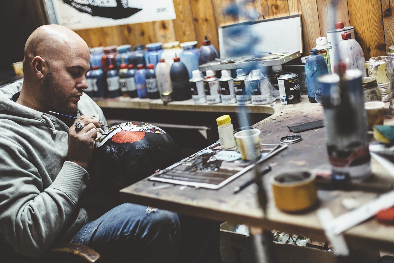 Immagine Corporate per 70s Helmets ©Carlo Perazzolo/carloperazzolo.com