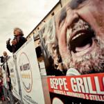 Beppe Grillo's speach