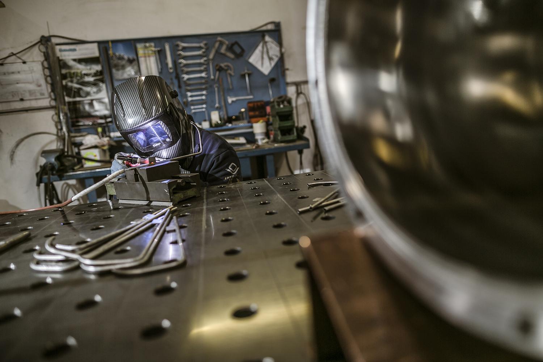 Reportage fotografico industriale