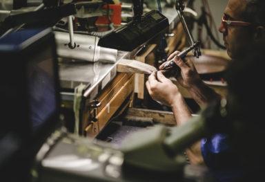 Reportage fotografico industriale per il settore orafo: IMO