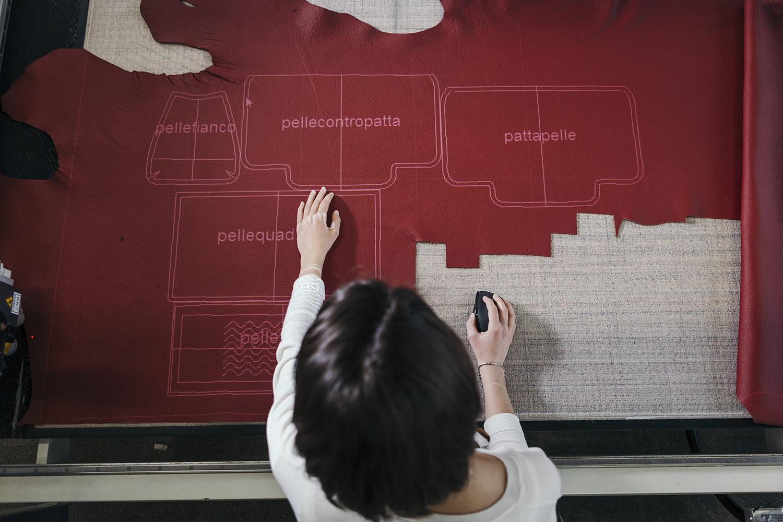 zanellato postina borse foto reportage industriale campagna pubblicitaria vicenza fotografo carlo perazzolo