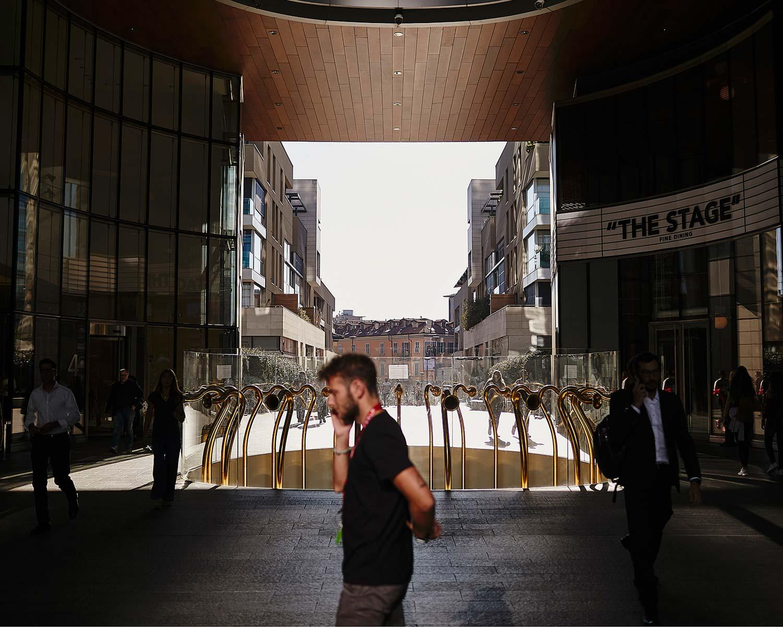 Reportage in ambiente urbano a MilanoReportage in ambiente urbano a Milano