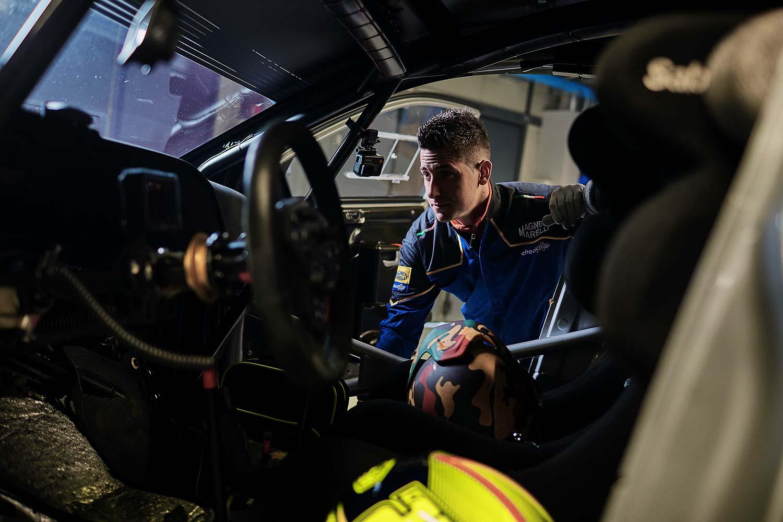reportage fotografico rally di Monza 2018 con Tony Cairoli