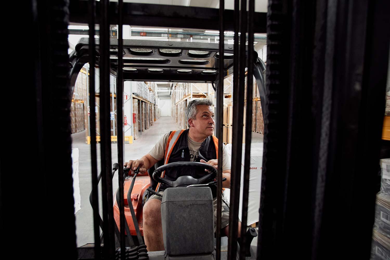 fotografo commerciale per aziende trasporti e movimento merci