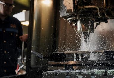 Fotografia di reportage industriale settore metalmeccanico | TMG