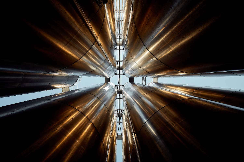 fotografo reportage industriale settore edilizia ed infrastrutture