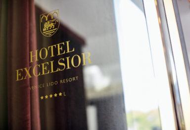 Fotografo di interni hotel di lusso hotel Excelsior Lido di Venezia