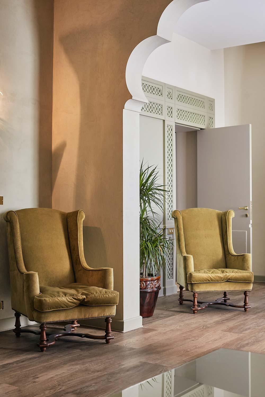 Fotografo interni hotel di lusso hotel Excelsior Lido di Venezia