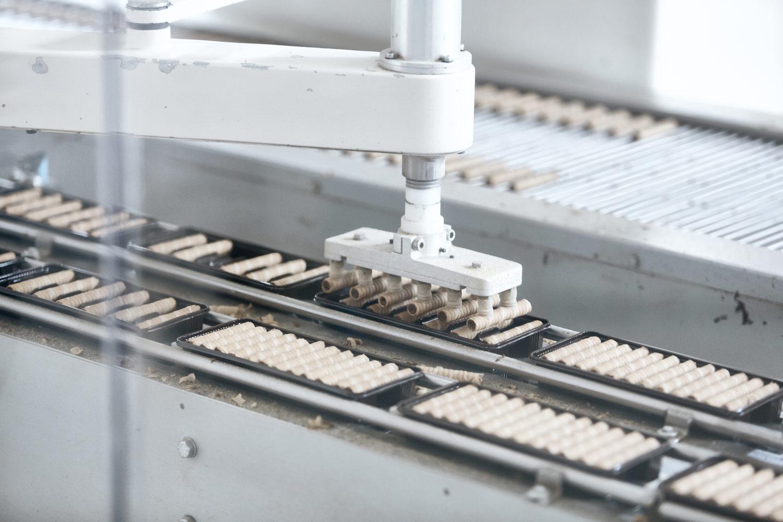 fotografo reportage industria prodotti dolciari padova