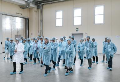 LAGO Group: fotografo reportage industria prodotti dolciari