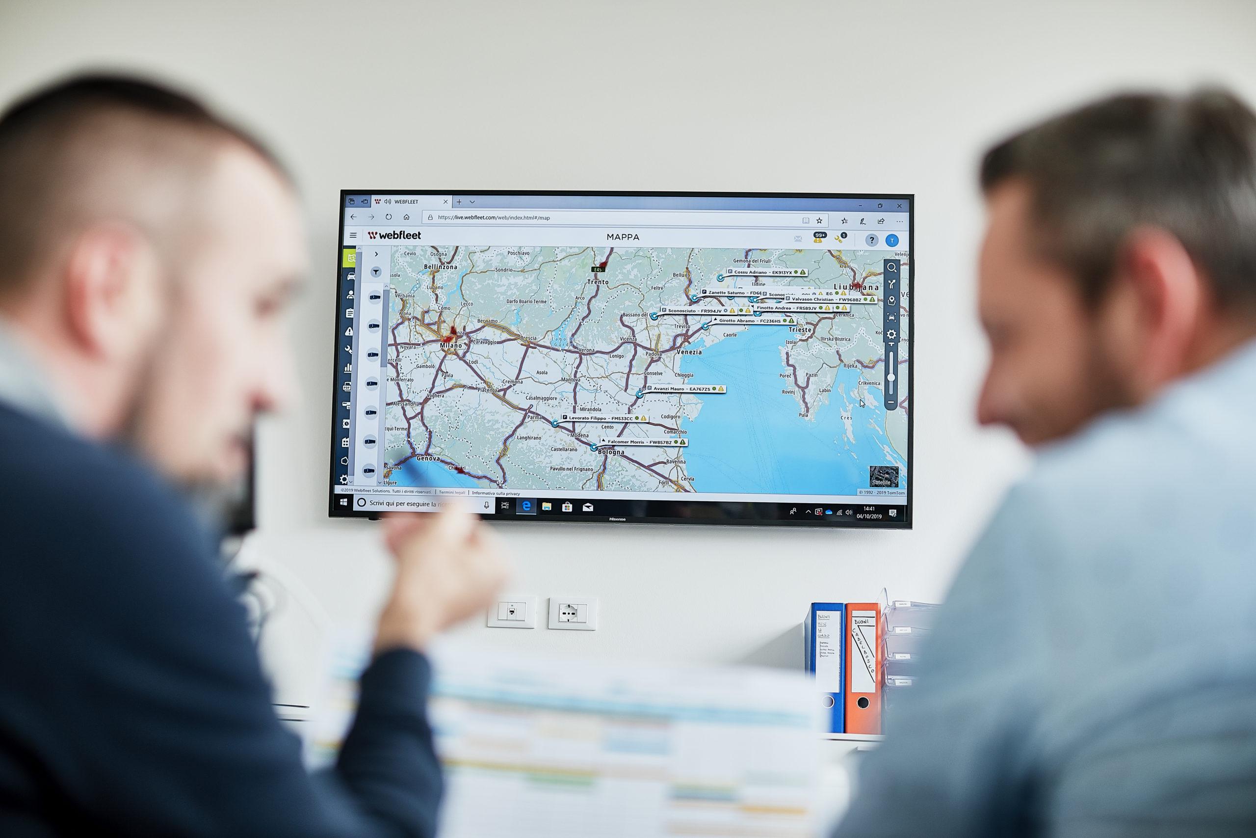 Immagini corporate aziendali interno uffici