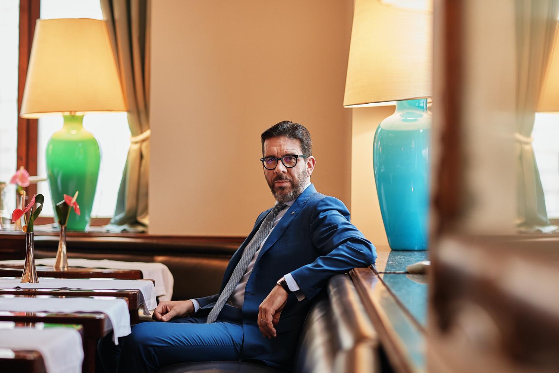 ritratti CEO Massimiliano Pogliani