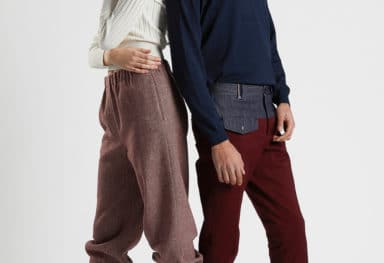 Fotografo look book moda uomo donna 2020 | Pantaloni Bracò